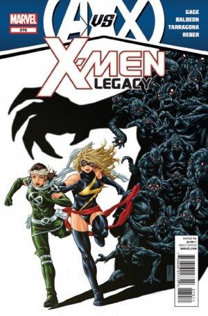 X-Men Legacy # 270