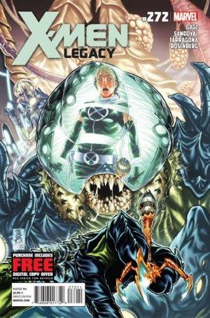 X-Men Legacy # 272