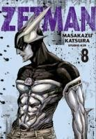 couverture, jaquette Zetman 8  (Tonkam)