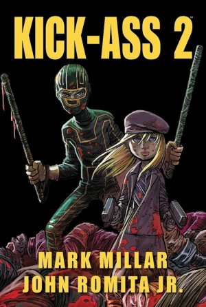 Kick-Ass 2 édition TPB hardcover (cartonnée)