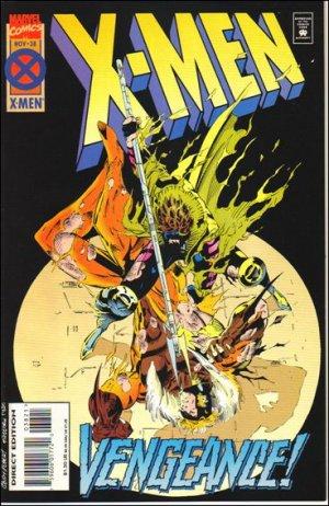 X-Men # 38