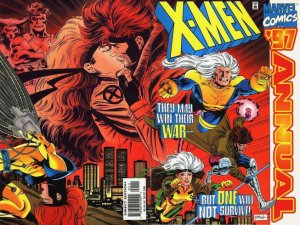 X-Men édition Issues V1 Annuals (1993 - 2007)
