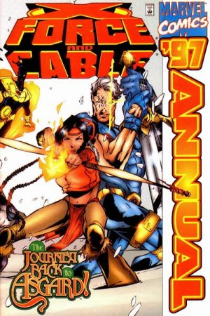 X-Force édition Issues V1 - Annuals (1992 - 1999)