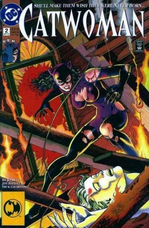 Catwoman # 2