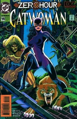 Catwoman # 14