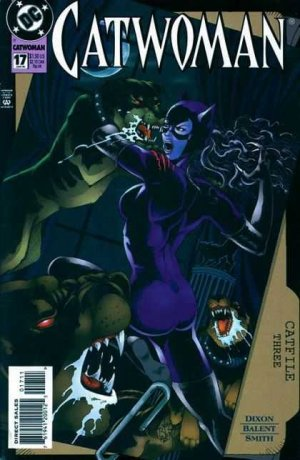 Catwoman # 17