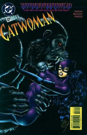 Catwoman # 27