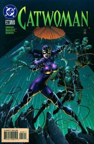 Catwoman # 28