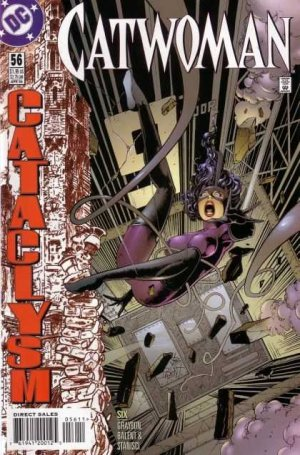Catwoman # 56 Issues V2 (1993 - 2001)
