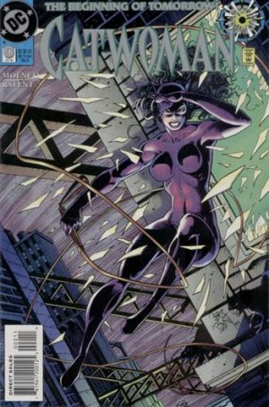 Catwoman # 0
