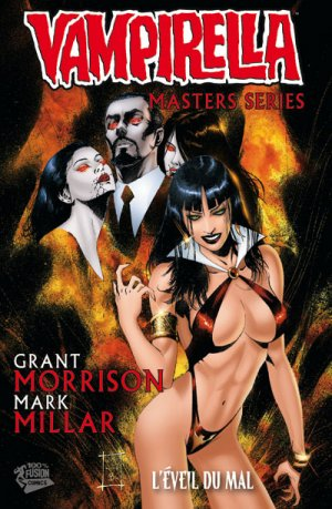 Vampirella - Master Series édition TPB softcover (souple)