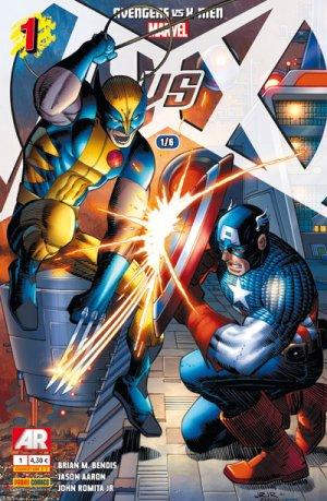 Avengers Vs. X-Men T.1
