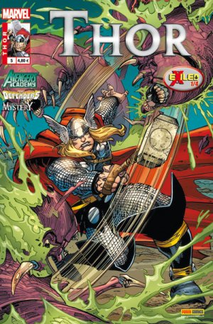 New mutants & Loki - En exil # 5 Kiosque V2 (2012 - 2013)