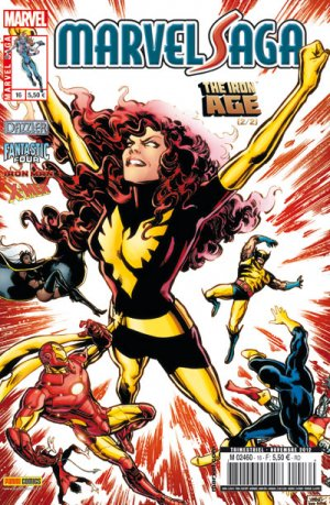 Marvel Saga #16