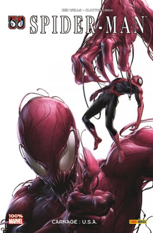Spider-man - Carnage : USA édition TPB softcover (souple)