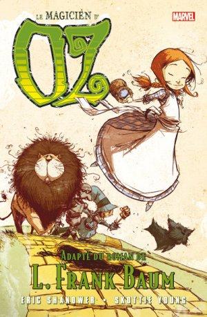 Le Magicien d'Oz édition TPB softcover (souple)