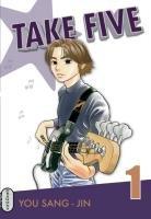 couverture, jaquette Take Five 1  (milan manga)