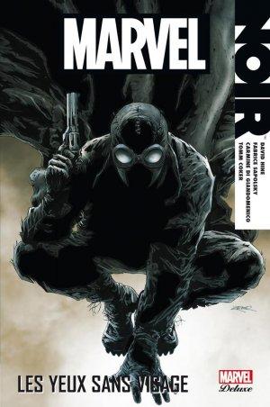 Marvel noir édition Deluxe