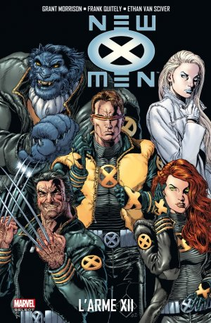 New X-Men # 2 TPB Softcover (souple)