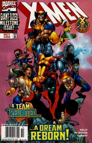 X-Men # 80