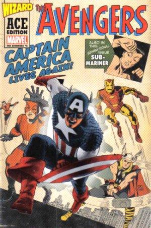 Avengers # 4 Issues V1 (1963 - 1996)