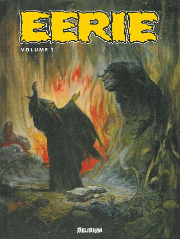 Eerie édition TPB Hardcover (cartonnée)