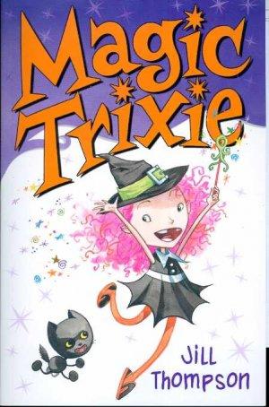 Magic Trixie édition TPB softcover (souple)
