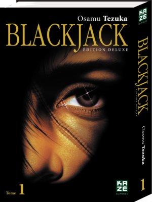 Black Jack - Kaze Manga T.1