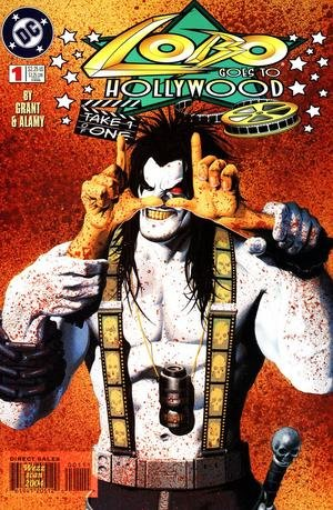 Lobo Goes to Hollywood édition Issues