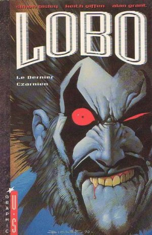 Lobo édition TPB softcover (souple)