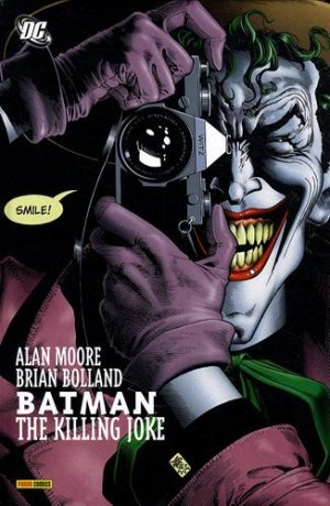 Batman - Rire et Mourir édition Deluxe (2009)