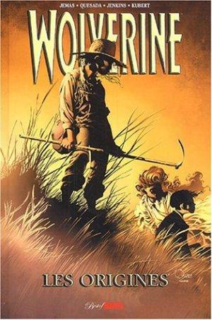 Wolverine - Les Origines édition TPB Hardcover (cartonnée) (2004)