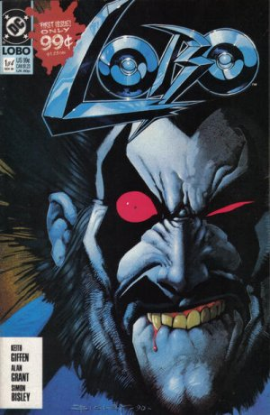 Lobo édition Issues V1 (1990 - 1991)