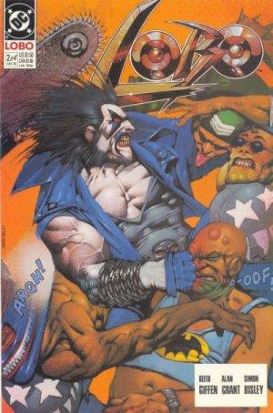 Lobo # 2 Issues V1 (1990 - 1991)