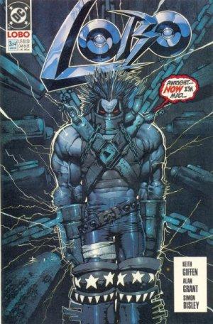 Lobo # 3 Issues V1 (1990 - 1991)