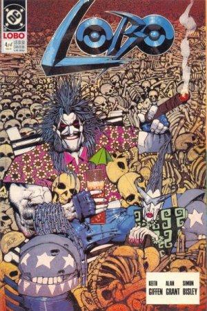 Lobo # 4 Issues V1 (1990 - 1991)