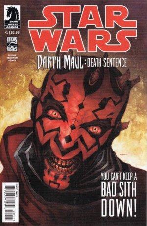 Star Wars - Darth Maul - Death Sentence édition Simple