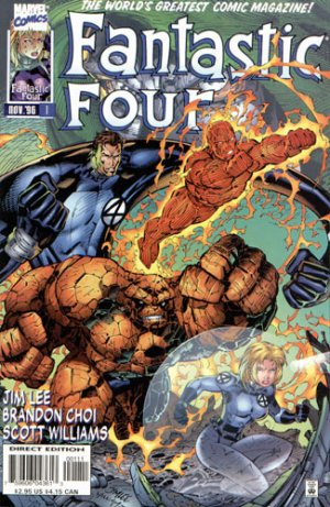 Fantastic Four édition Issues V2 (1996 - 1997)