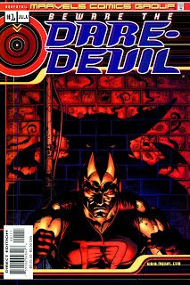 Beware the Daredevil édition Issues
