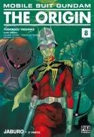 Mobile Suit Gundam - The Origin T.8