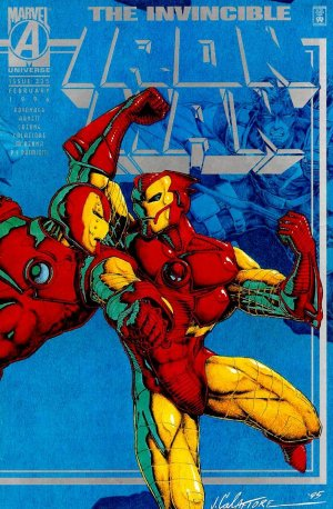 Iron Man édition Issues V1 (1968 - 1996)