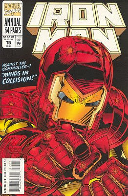 Iron Man édition Issues V1 - Annuals (1970 - 1994)