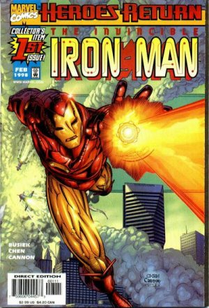 Iron Man édition Issues V3 (1998 - 2004)
