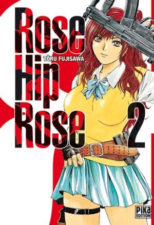 Rose Hip Rose T.2