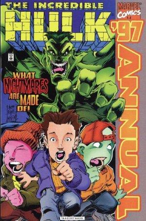 The Incredible Hulk # 21