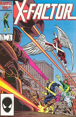 X-Factor # 3 Issues V1 (1986 - 1998)