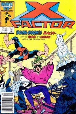 X-Factor # 12