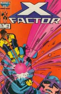 X-Factor # 14