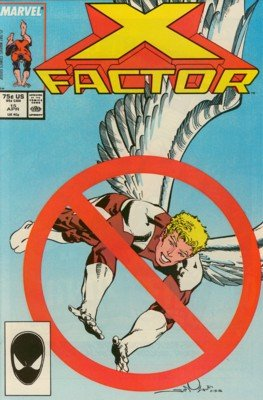X-Factor # 15