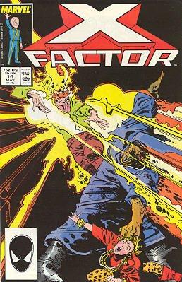 X-Factor # 16